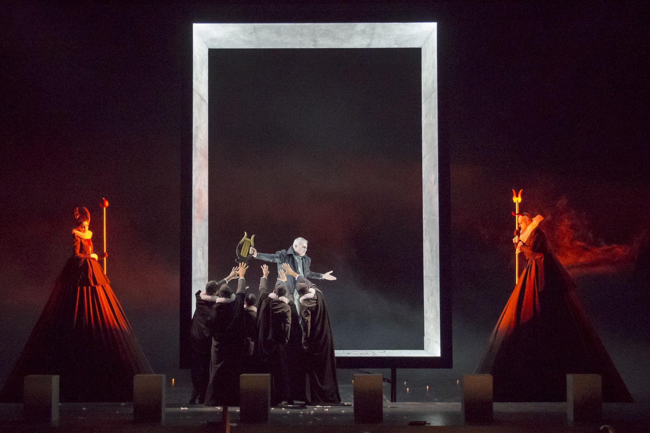 Festival Opéra d'Innsbruck: Euridice de Caccini ou l'origine de l'opéra italien 1
