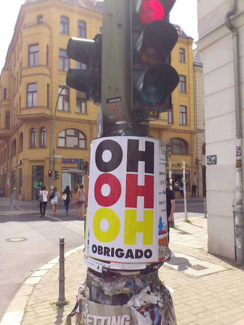 Un été à Berlin : Juin 2