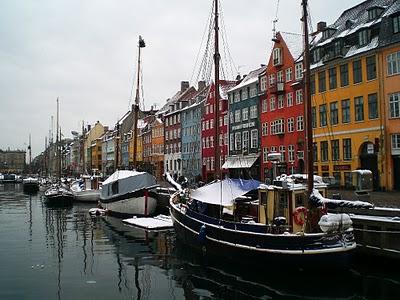Marie Hélène, française expatriée à Copenhague: Entretien 10