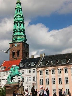 Marie Hélène, française expatriée à Copenhague: Entretien 8
