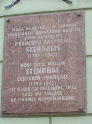 Stendhal, Capitaine de Dragons en Lituanie 4
