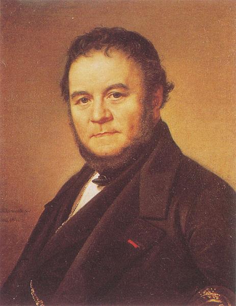 Stendhal, Capitaine de Dragons en Lituanie 1