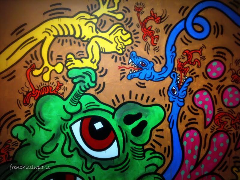 Street Art Paris insolite et surprenant (Sortir à Paris) 69