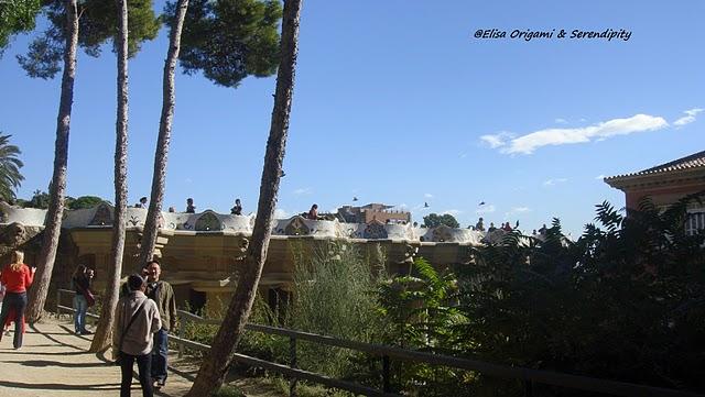 Parc Güell en photos ; promenade au pays des merveilles (Barcelone tourisme) 22