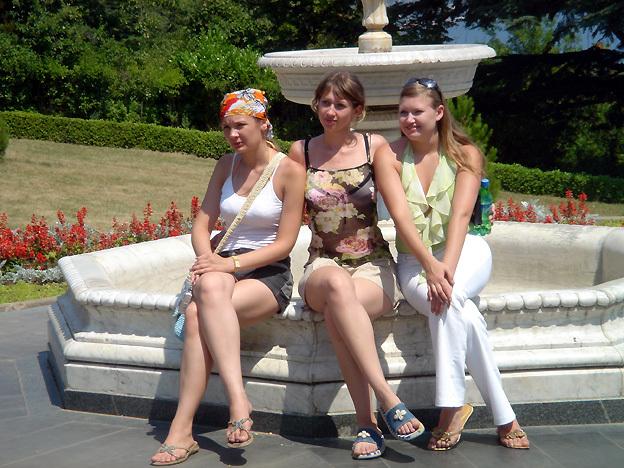 yalta filles russes