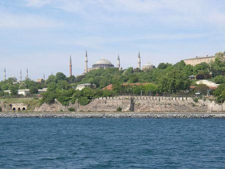 istanbul sainte sophie