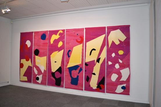 Exposition «Artémis, L'Atelier des Cyclades», au musée Jean Lurçat. 2