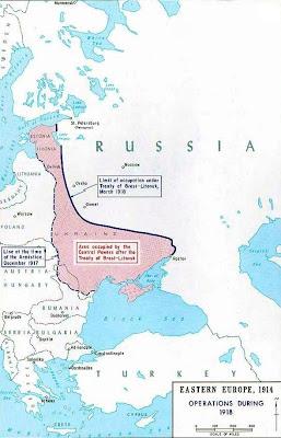 3 Mars 1918 : Traité de Brest-Litovsk 5