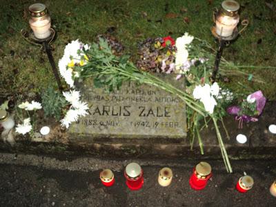 28 Octobre 1888 : naissance de Kārlis Zāle 4