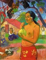 Gauguin Eu haere ia oe? ou vas tu