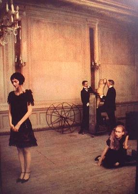 fa589 deborah turbeville jbjgrak.1270730349 Une exposition de Deborah Turbeville : Mode