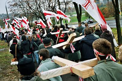 Belarus : qui en veut au site de mémoire de Kurapaty ? 3