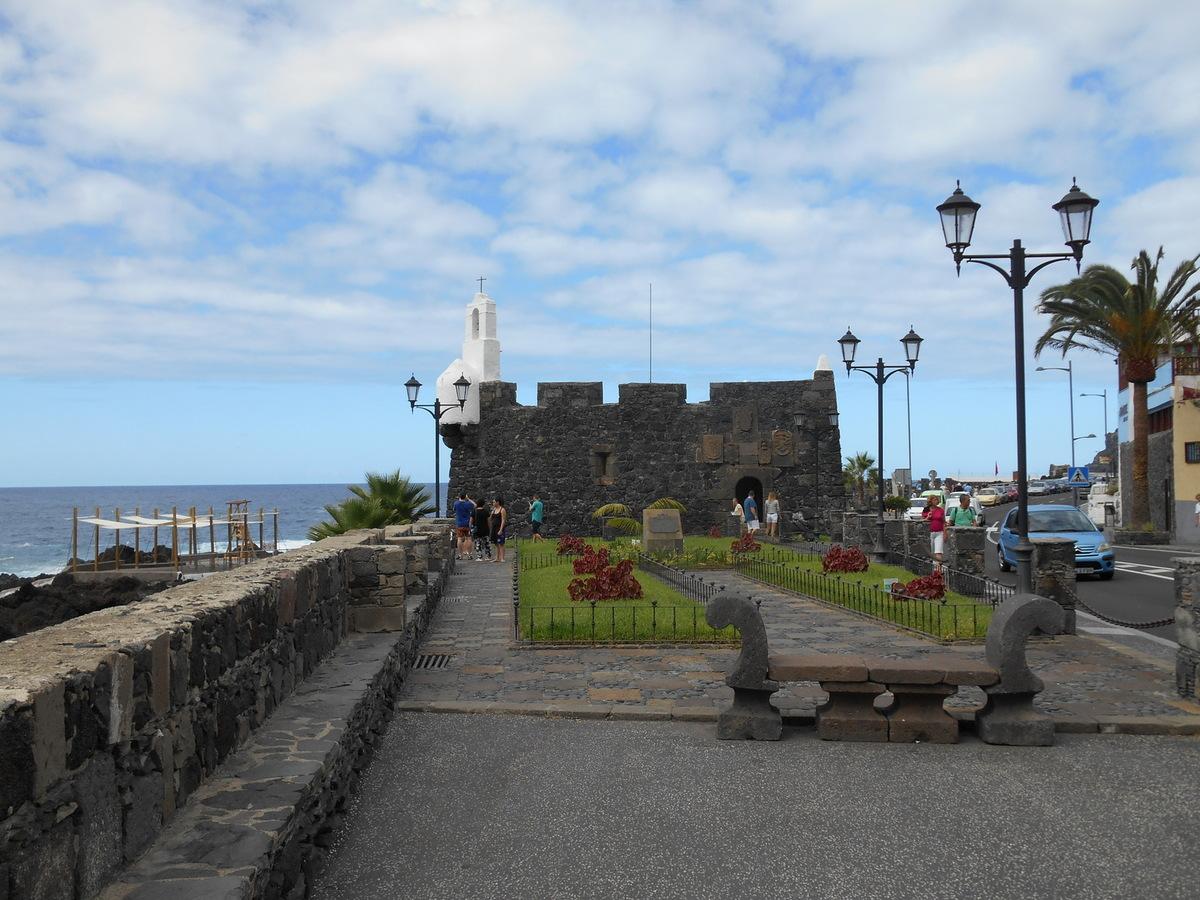 Le Castillo de San Miguel est une ancienne forteresse militaire. Construit en 1575-1577, il était destiné à protéger Garachico des attaques de pirates.