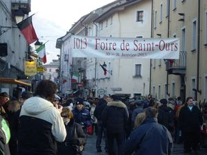 Foire st ours 2