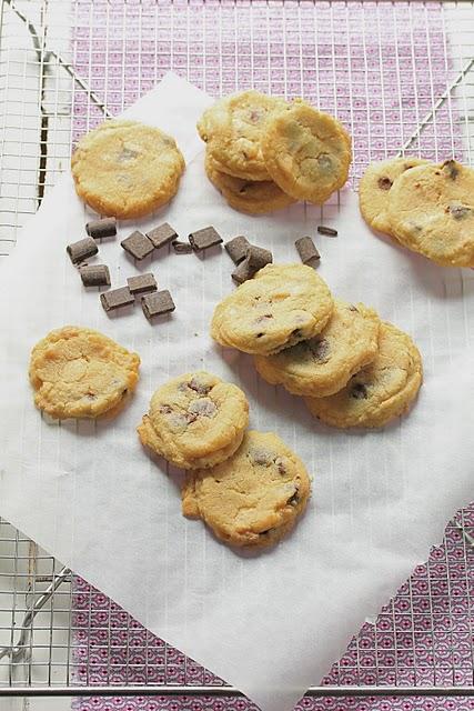Cookies aux 2 chocolats de Laura Todd 4