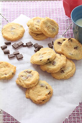 Cookies aux 2 chocolats de Laura Todd 3