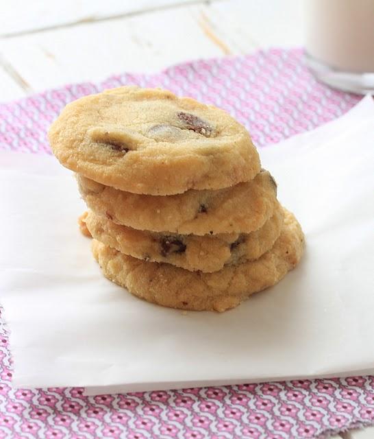 Cookies aux 2 chocolats de Laura Todd 1