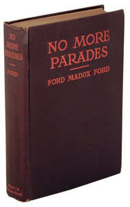 Ford  Madox no more parades