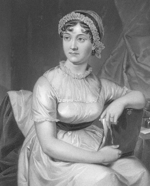 Portrait de femme : being Jane Austen 7