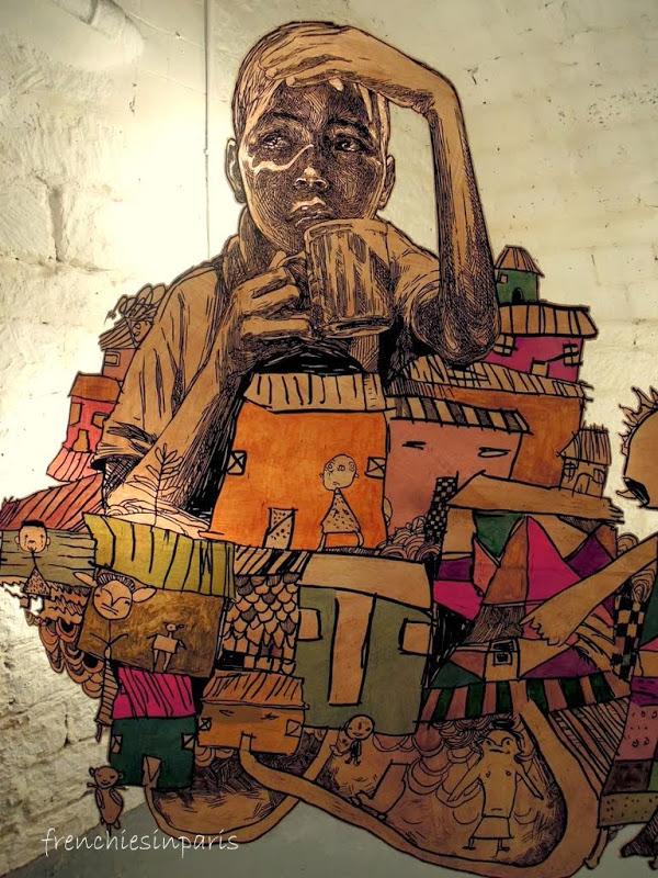 Expositions éphémères et cultures alternatives à Paris en 2013 58