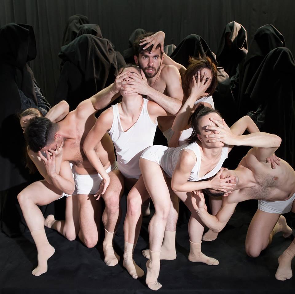 Memento mori ballet Karl Alfred Schneider Edward Clug munich Reithalle
