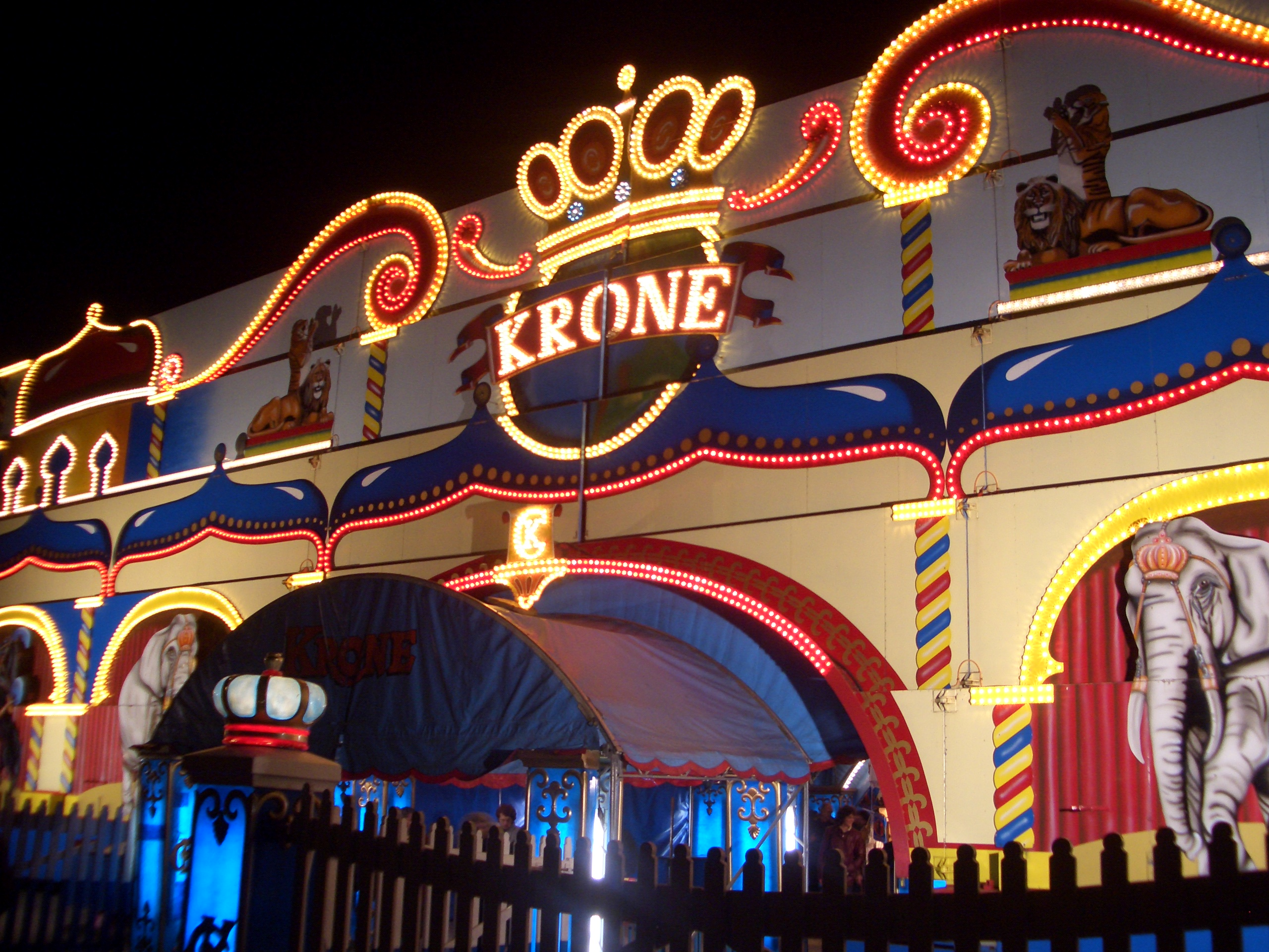 circus krone munich