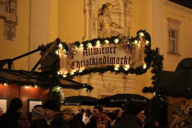 Marchés de Noël à Vienne ; l'ambiance de Noël en Autriche 37