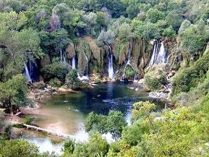 Kravice Capljina en Bosnie