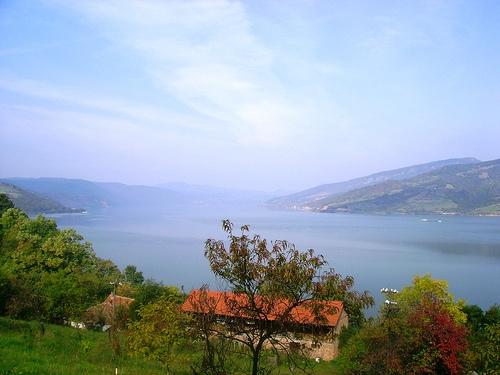 Campagne près de Donji Milanovac