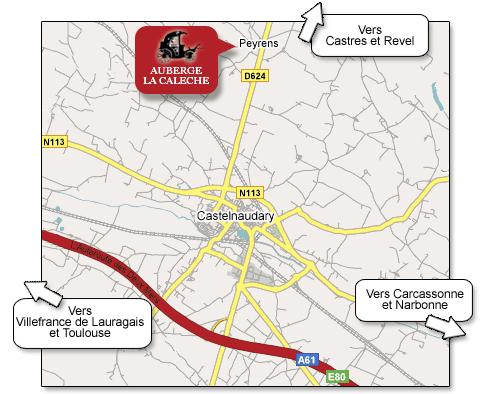 La Calèche Peyrens (Castelnaudary): cassoulet royal pas cher et bonne cuisine maison 1