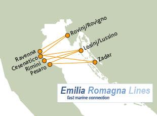 Comment aller en Croatie en ferry ou rejoindre l'Italie depuis la Croatie par la mer? 3