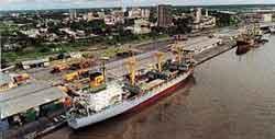 cameroun douala port