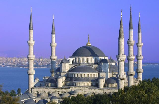 Vacances à Istanbul ; des sons, des couleurs, des parfums 1