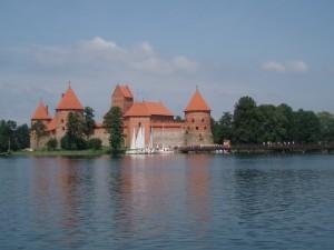 Un chateau du moyen age