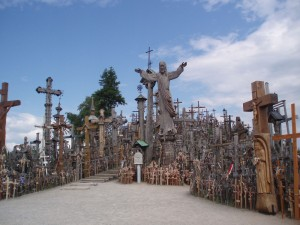 Des dizaines de miliers de croix