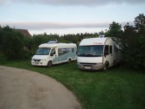 camping car en lituanie