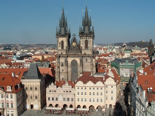Prague Vieille Ville