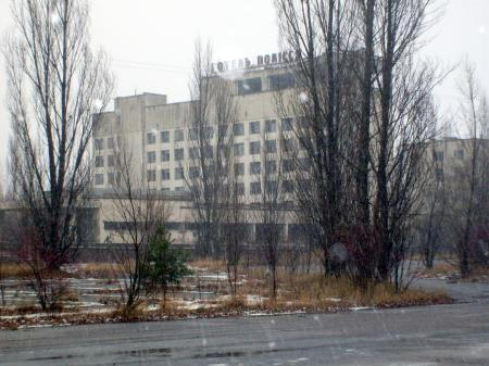 Tchernobyl Pripyat Hotel Polissia