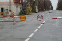 Tchernobyl Pripyat check point