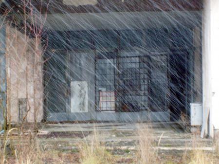 Pripyat  magasin désaffecté