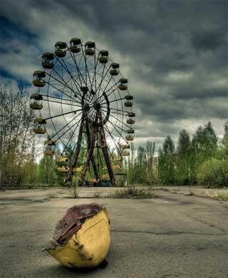 Tchernobyl grande roue