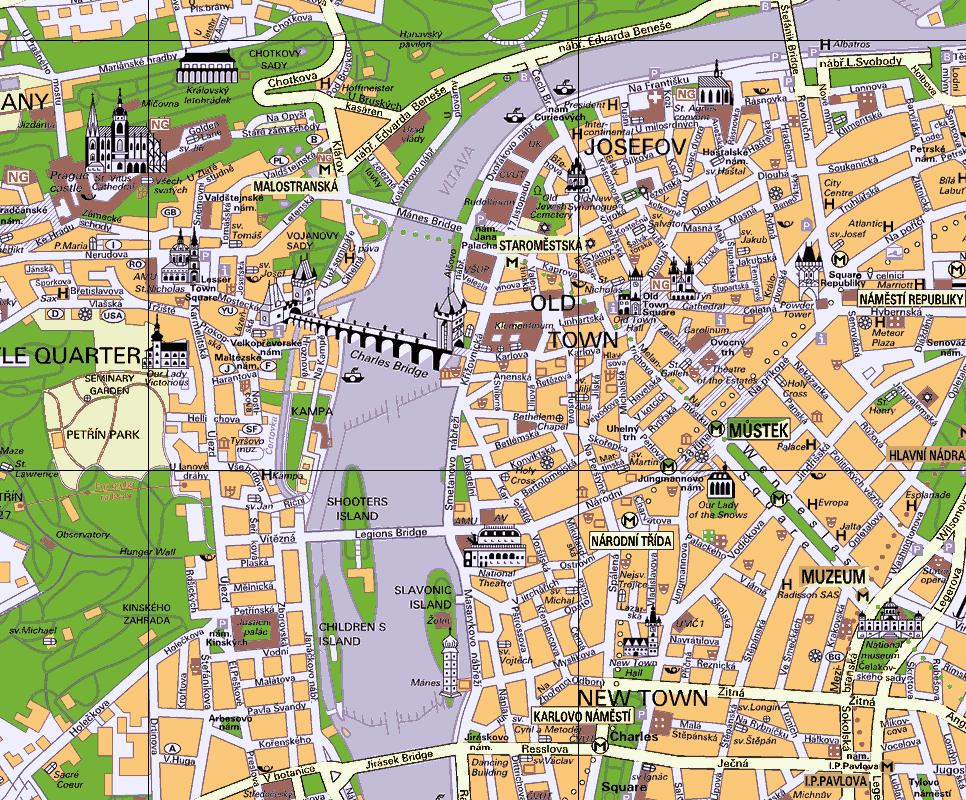 Visiter Prague en 3 jours : les sites incontournables de Prague 4