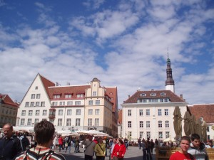 Le soleil revient sur les Pays baltes
