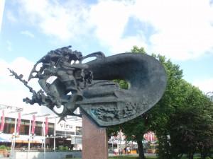 La Liberté à Tallinn