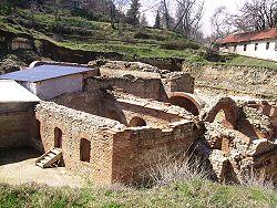 bains romain de bansko