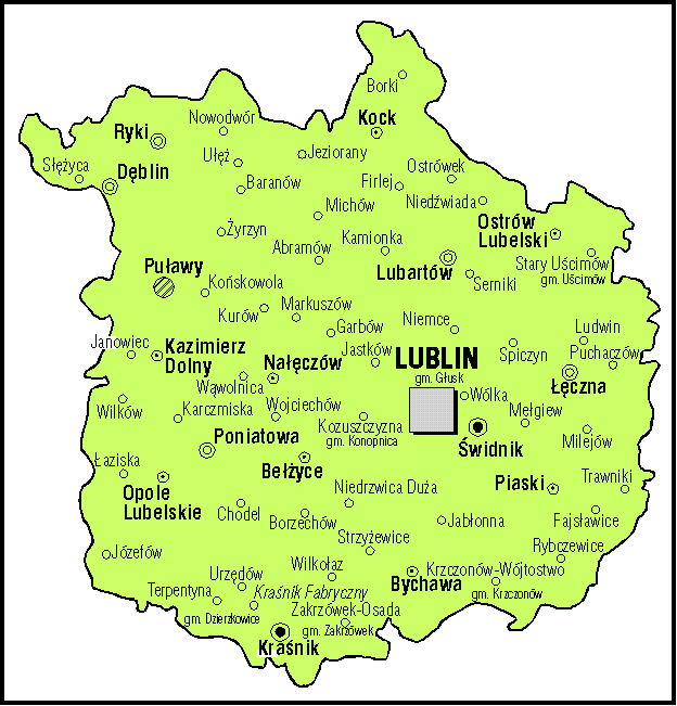 Tourisme pologne la lubelskie la belle r gion de lublin ideoz voyages - Office de tourisme pologne ...