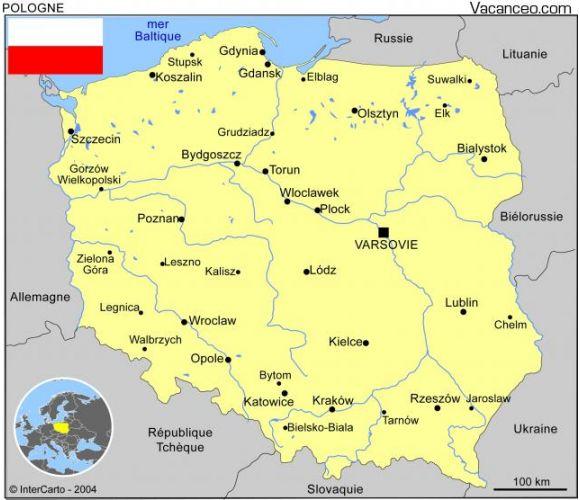 La région de Haute Silésie (Gorny Slask) en Pologne 4