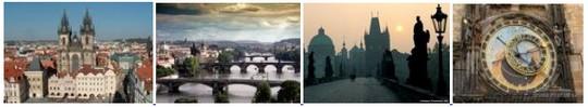 PRAGUE TOURISTIQUE