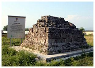 tombe de Struma