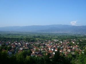 vallee de Strumica